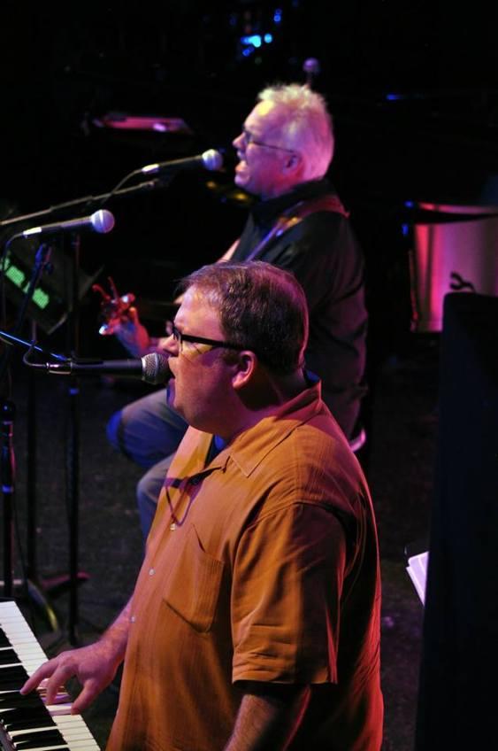 Scott Anderson and Pete Hewlett